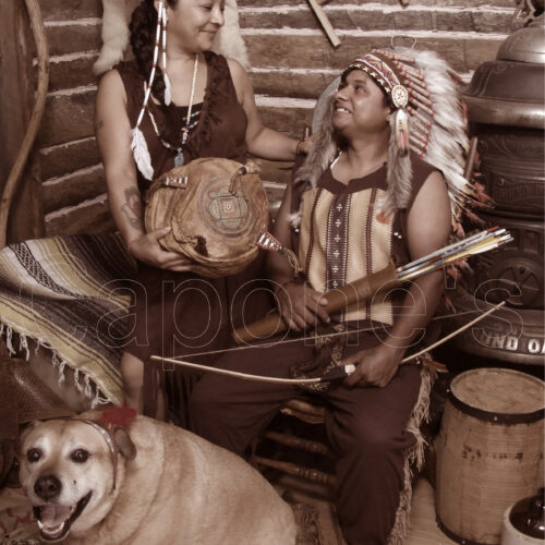 Native Shoot with Pet