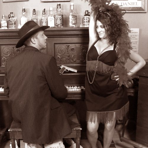 Intimate Piano Shoot