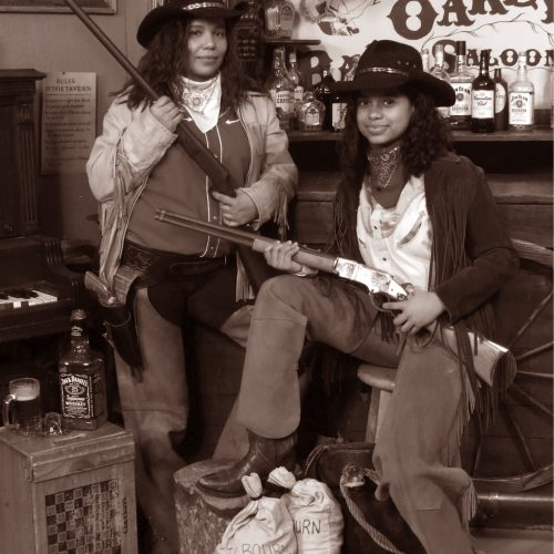 Cowgirl Sisters