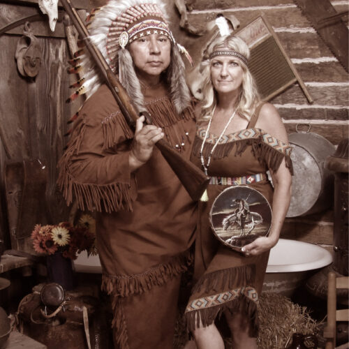 Native Parents Shoot
