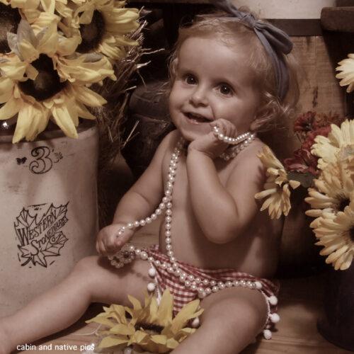 Baby Native Shoot