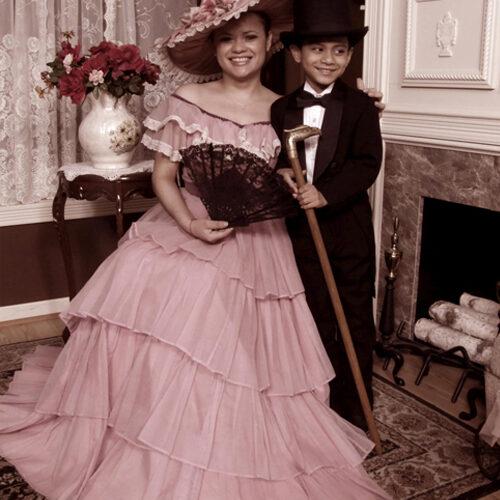 Victorian Style Photo