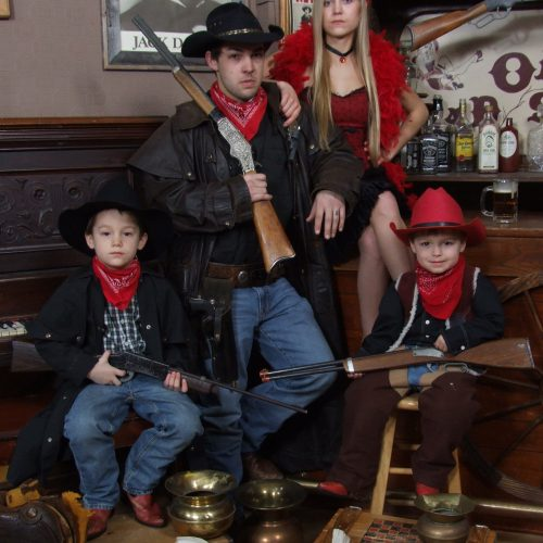 Family of Cowboys