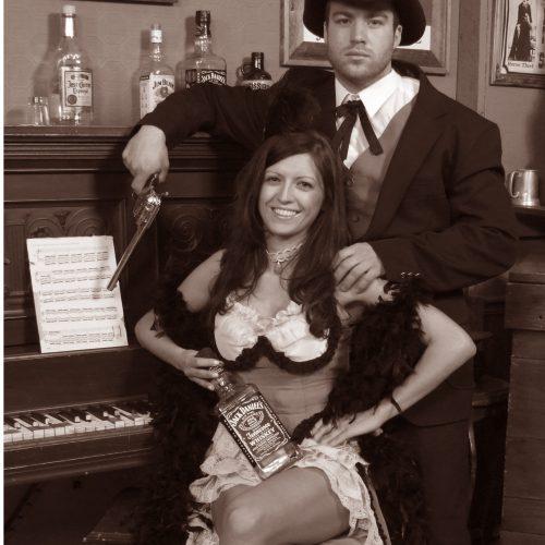 Unique Couple Photoshoot