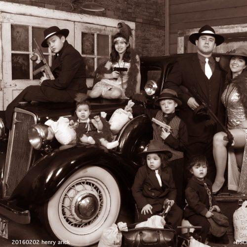 Big Family Photoshoot
