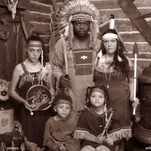 Native Shoot for Family